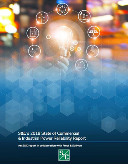 2019 State of Commercial and Industrial Power Reliability Report